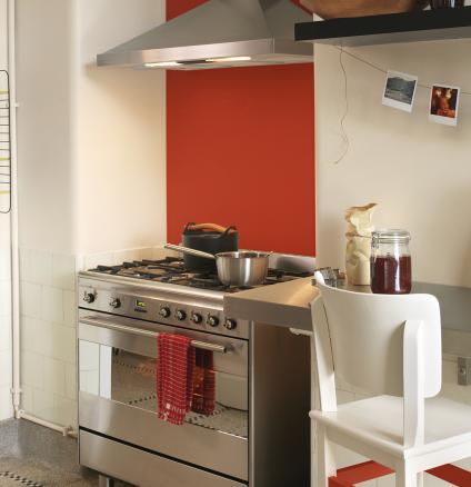 Unleash your kitchen's full potential with cool neutrals and bright colours that create the illusion of space.